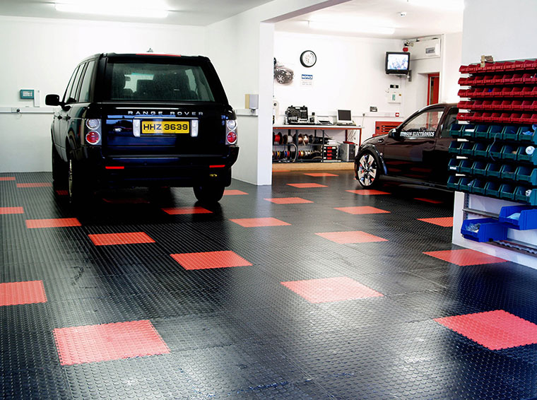 Garaža Na podu